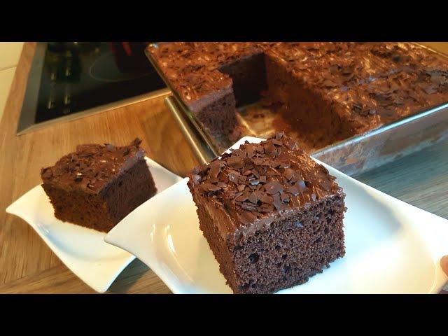 Pudingli ıslak kek tarifi-Enfes lezzetiyle yapımı çok kolay-Hatice Mazi