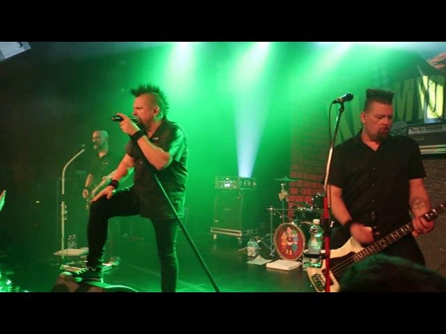 Klamydia - Krapula tulee. Live in Helsinki, Virgin Oil, 04.11.2017