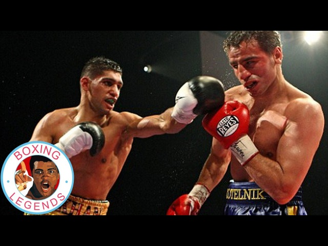 Amir Khan vs Andriy Kotelnik (Highlights) [2009-07-18]
