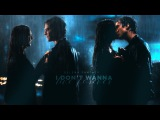 Damon and Elena  I Don't Wanna Live Forever