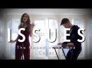 Issues (Julia Michaels) - The Hound The Fox Cover