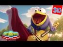 Мультфильм Смешарики 3D - Новые приключения - Наказуха