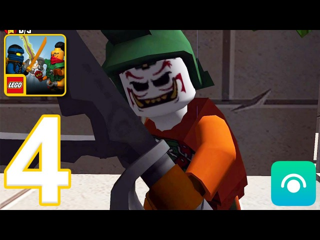 LEGO Ninjago: Skybound - Gameplay Walkthrough Part 4 - Levels 8-9 (iOS, Android)