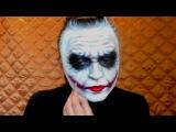 JOKER HEATH LEADGER Makeup Tutorial for Halloween - Nana's Archive