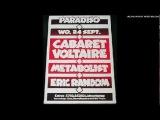 Cabaret Voltaire - Kneel To The Boss Amsterdam Paradiso 24.09.80 VPRO Radio