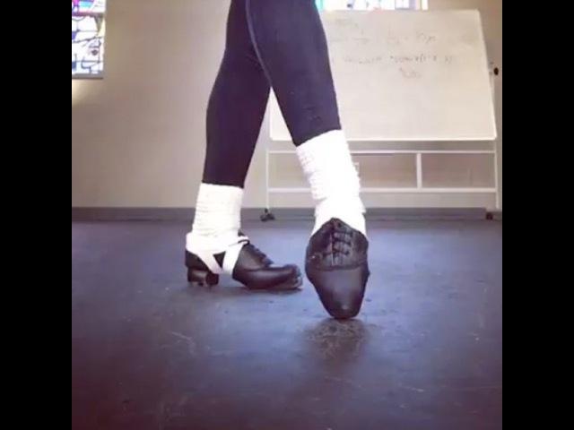 Fiona Dargon Ирландские танцы
