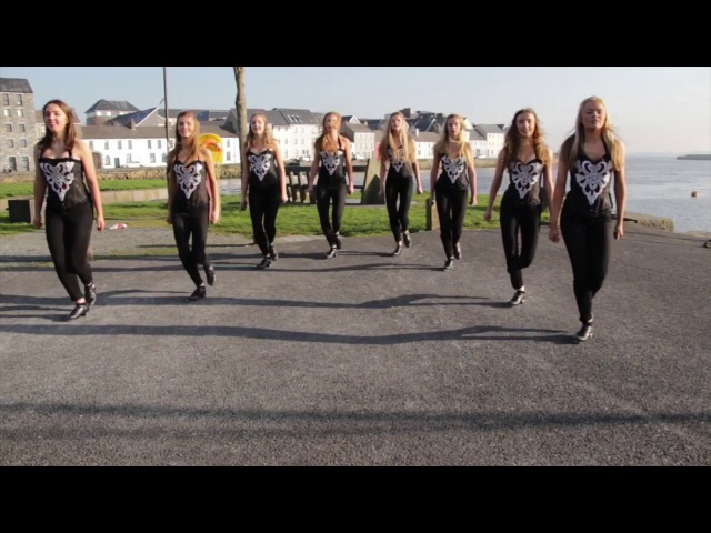Ed's Galway Girls - Irish Dancers Featured in the Official 'Galway Girl' Video!