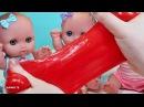 Куклы Пупсики Открывают Необычные Сюрпризы Маша и Медведь. Жвачка для рук. Игруш...