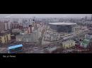 Визуализация трасс SkyWay в Екатеринбурге