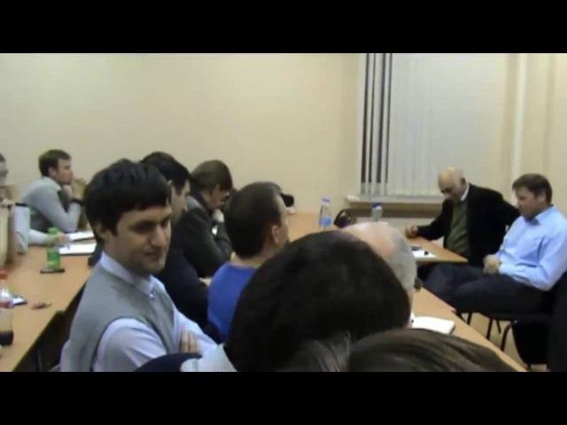 А.М. Пятигорский — Образование в современном мире.