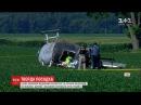 У США розбився медичний гелікоптер із дитиною на облавку