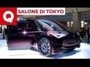 Toyota Fine-Comfort Ride concept LIVE @ Salone di Tokyo 2017 Quattroruote