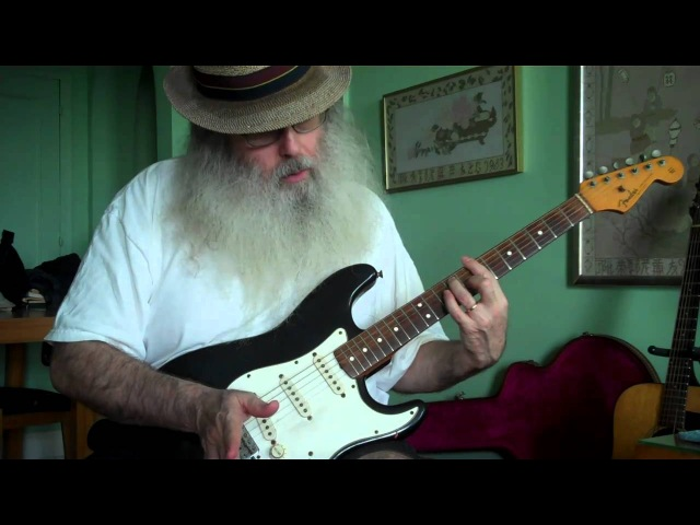 Guitar Lesson - Blues Lesson in E Standard Tuning. I cover the blues scale and other key of E stuff.