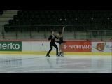 Елизавета Худайбердиева-Никита Назаров, SU CS Tallinn Trophy. SD