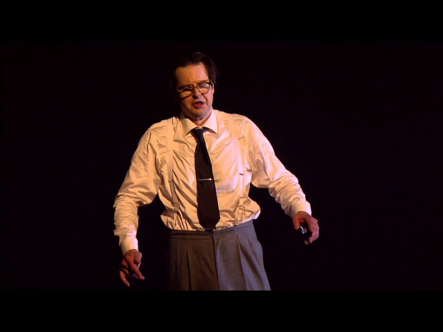 Tannhaüser | Peter Mattei as Wolfram -