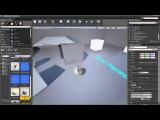 Unreal Engine 4. Blueprint. Урок 5 - Взаимодействие между Blueprint объектами.