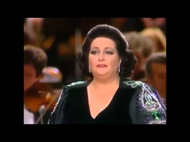 Montserrat Caballé - Sposa son Disprezzata