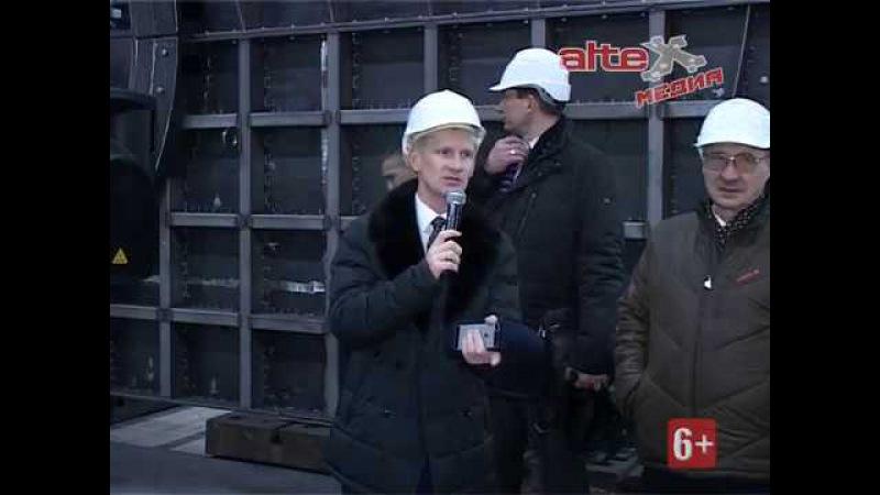 Представители крупнейшей угольной компании побывали на Вентпроме