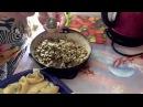 фирменное блюдо из макарон,очень сытно!