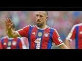 FC Bayern  Franck Ribery  The Magician