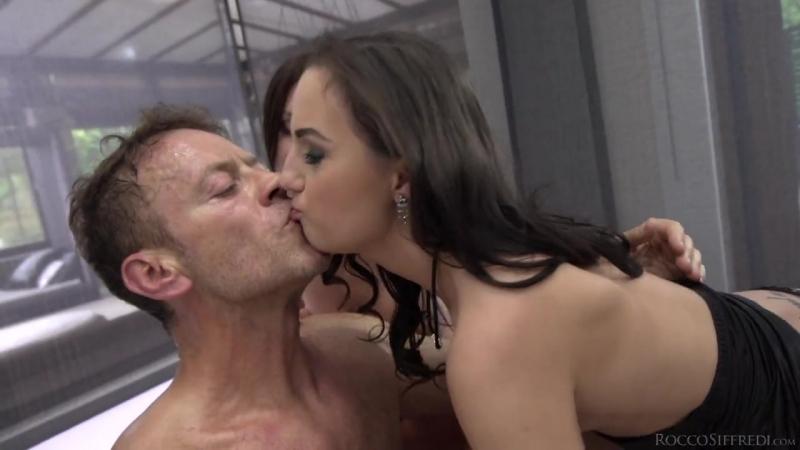 3 Sasha Rose, Kristy Black , Рокко Секс Аналитик 2017 HD New Porno Film, Anal Threesomes,