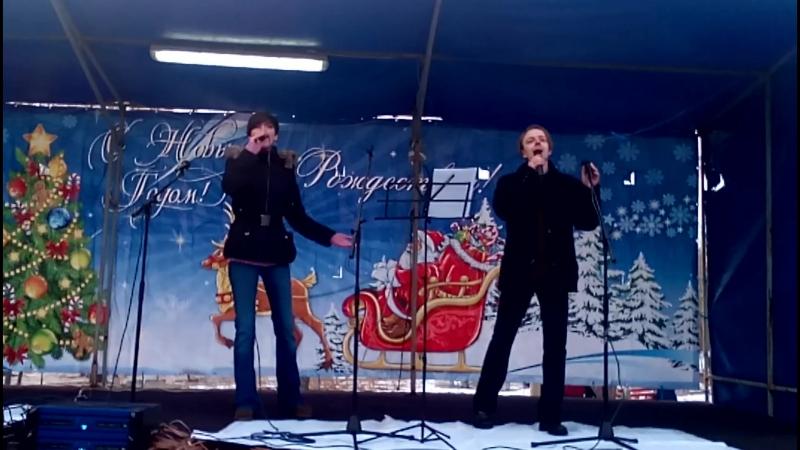 Дан Цуркан и Asiya Cherry - Падает снег (Би-2)