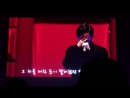 Chanyeol (박찬열) Solo Rap (he cries) at ElyXiOn in Seoul day 3