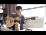 Sungha Jung сыграл на гитаре песню Charlie Puth - One Call Away