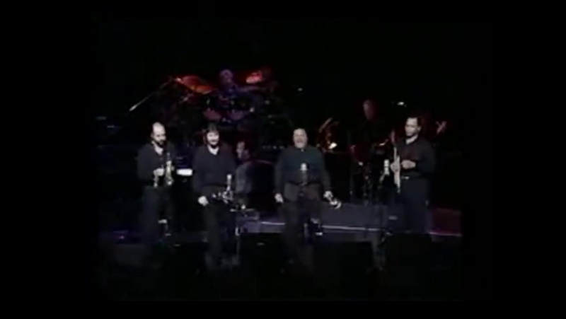 Trumpet Legends playing