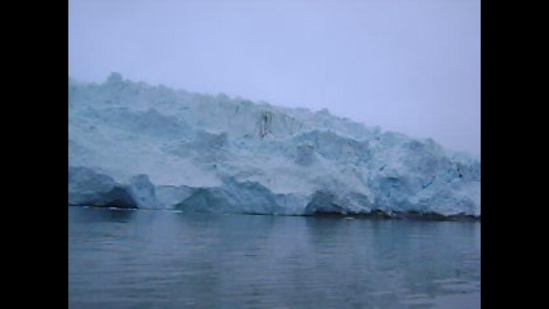 Шпицберген. Ледник - 2