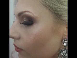 Модель Дарья Ерофеева Макияж и причёска Яна Комарова