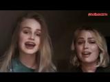 Элджей ft. Feduk - Розовое вино (cover by Даша Волосевич),красивая девушка классно спела кавер,красивый голос,талант,поёмвсети