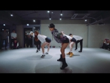 Прикольный бомба танец под  Daddy - Psy ft.CL  May J Lee Choreography