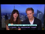 Катрина и Сэм для Access Hollywood Live rus sub