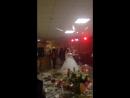 Свадебный танец молодожёнов