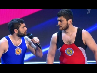 Борцы | КВН. Кубок мэра Москвы 2017