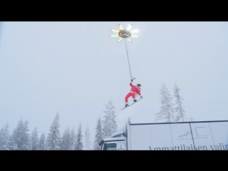 HUMAN FLYING DRONE