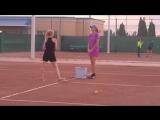 тренировка Теннис на СК