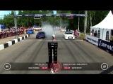 BMW M6 ESS VT3 vs Nissan GT-R MK.1 AMS