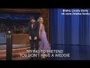 Блейк на ток-шоу «Ночное шоу с Джимми Фэллоном» 13 октября 2017 русские субтитры