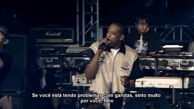 Linkin Park e Jay-Z - 99 Problems-Points of Authority-One Step Closer - Legendado em pt-BR
