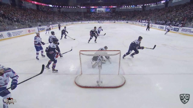 KHL16апреля,2017 I FINAL,GAME 5 I СКА - Металлург Мг.[HD]