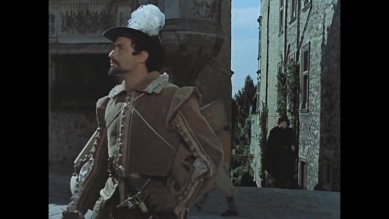 Графиня де Монсоро.1971. 1 серия