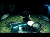 Drum-n-bass на барабанах