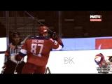 Шалунов наказывает чехов DK vk/hockeygreat