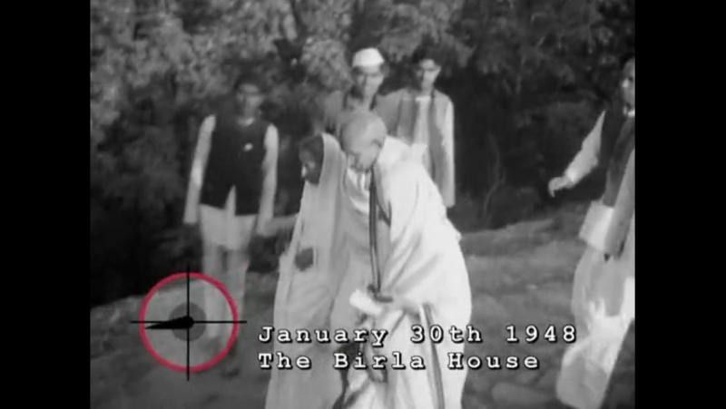 Самые громкие преступления ХХ-го века: Махатмы Ганди