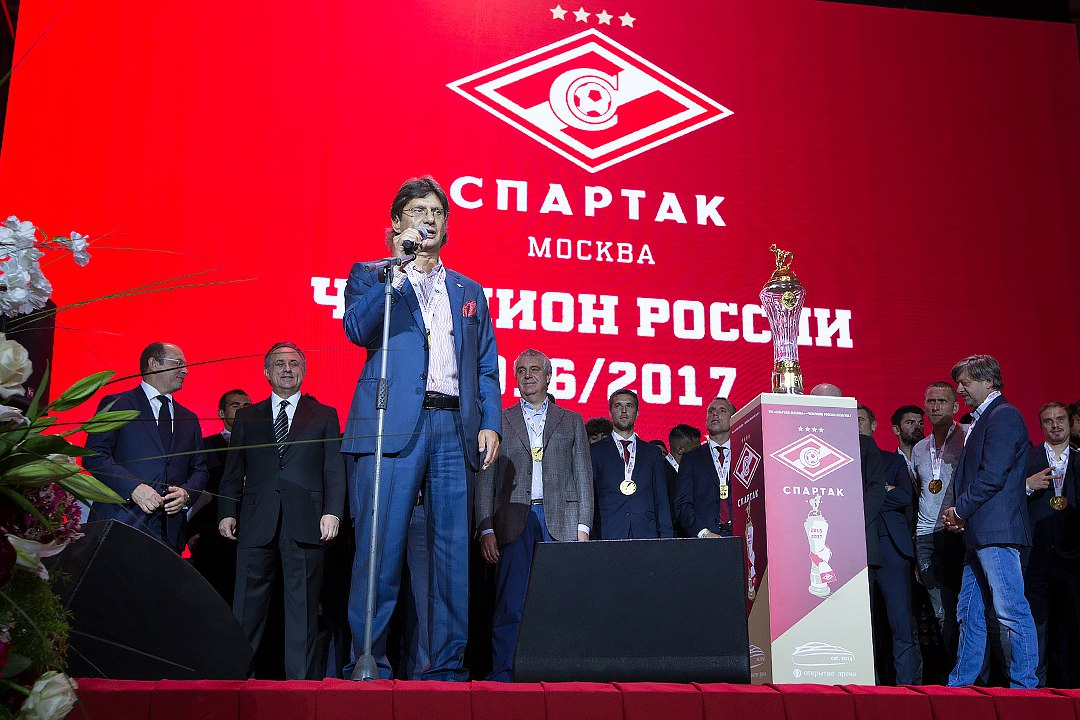Леонид Федун: Каррера – профессионал. Причем с большой буквы