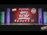 BLAST( RUSSIA ) - FINAL WORLD HIP HOP DANCE CHAMPIONSHIP 2017