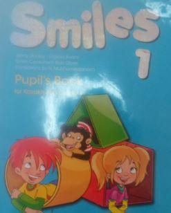 Английский 1 класс КСП ССП (КМЖ ОМЖ) Smiles