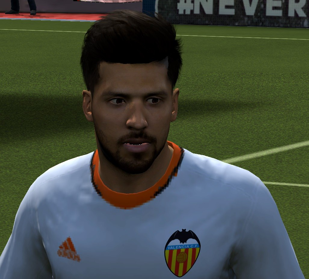Ezequiel Garay by iL Diavolo FIFA 14 at ModdingWay